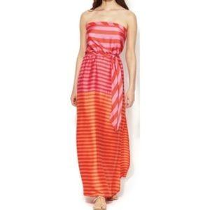 BCBGMaxazria Dodson Maxi Dress